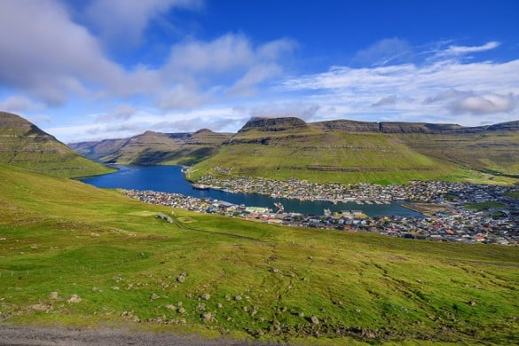 Vinnan hittist – ferðavinnan í Norðoyggjum