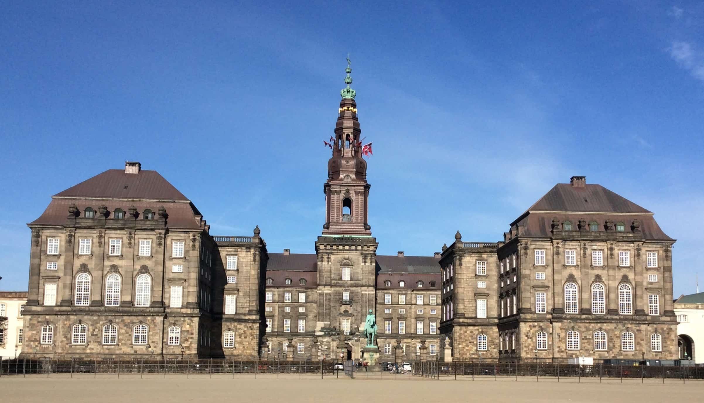 Startup Føroyar: Christiansborg