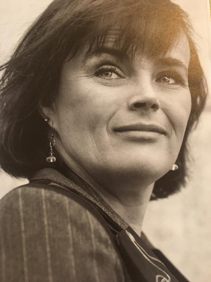 Halda Hansen í nýggjastu útgávuni av Vinnulívið.