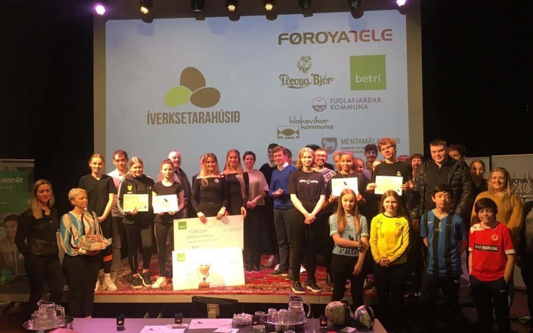 DUEL vann SkúlaFM 2021 í íverksetan